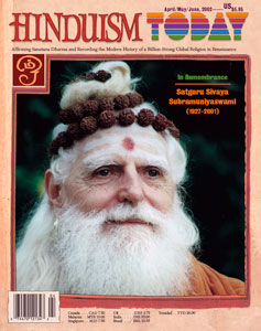 Hinduism Today special edition