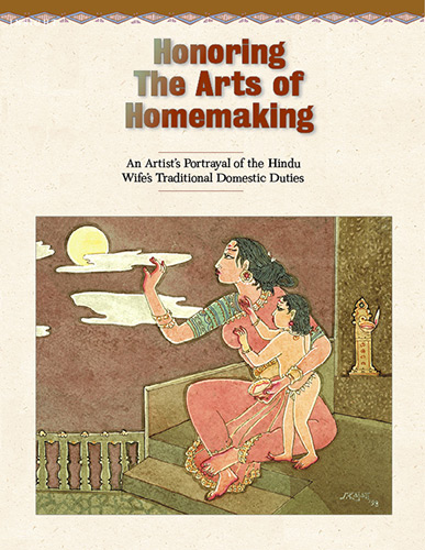 Image of Honoring the Arts of Homemaking