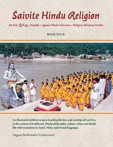 Image of Saivite Hindu Religion Book Four