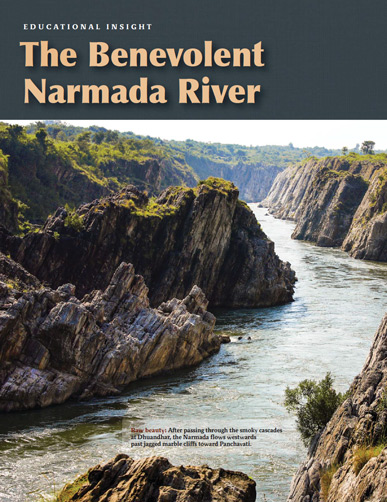 Image of The Benevolent Narmada River