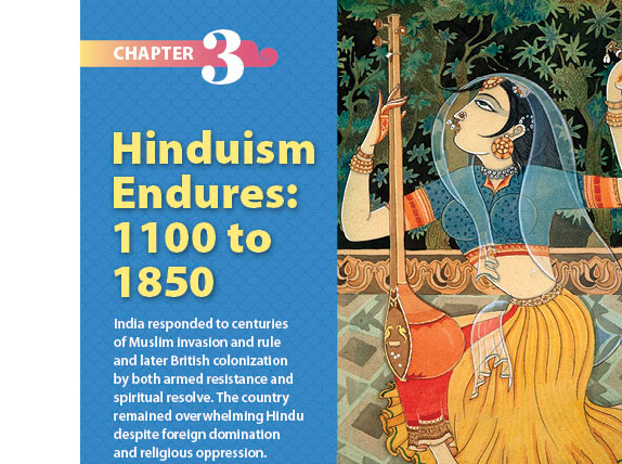 Hindu History Lesson Chapter Three